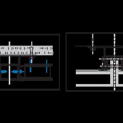 Kompozitný panel, rez